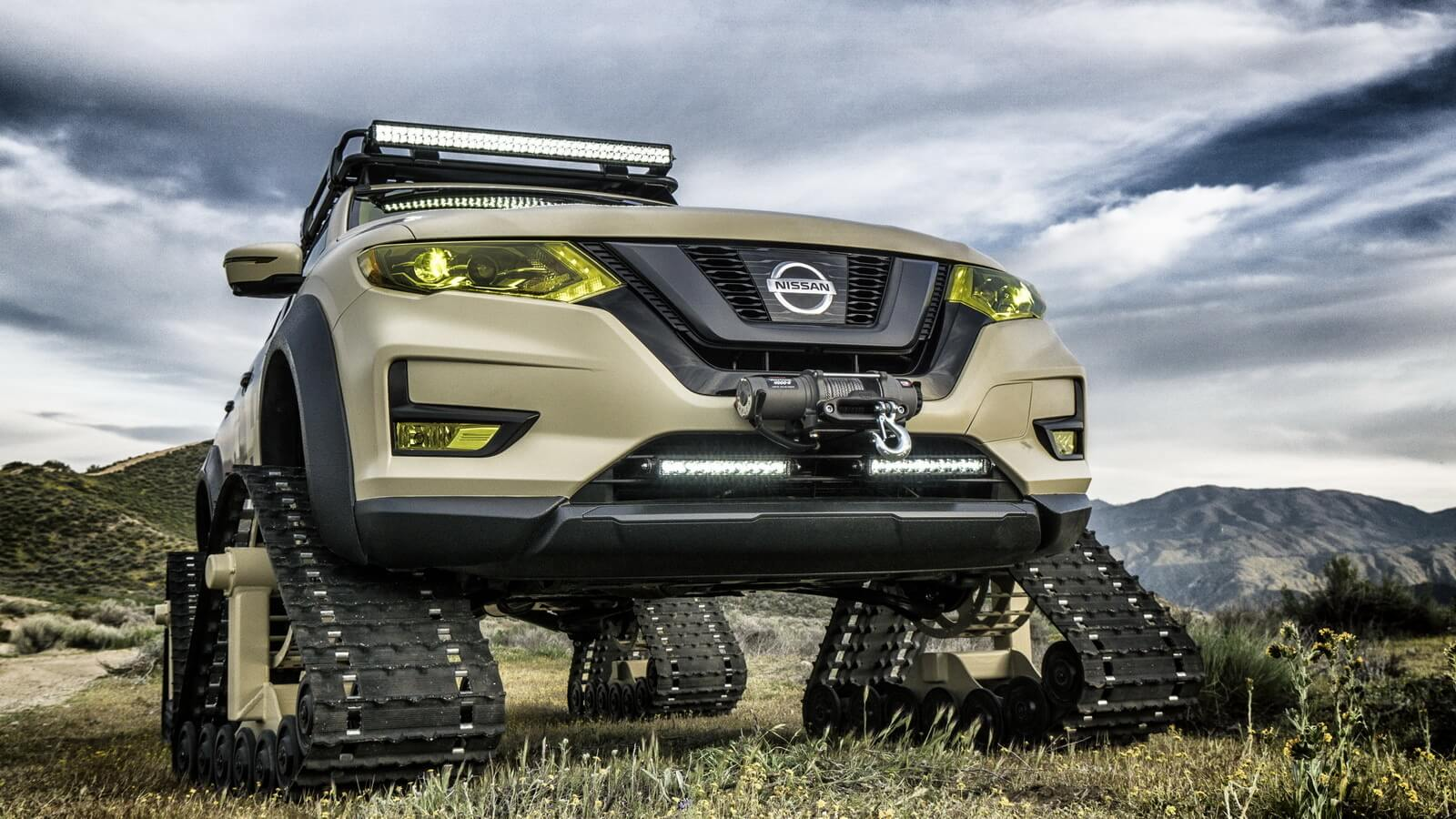 Nissan Warrior Project Trail