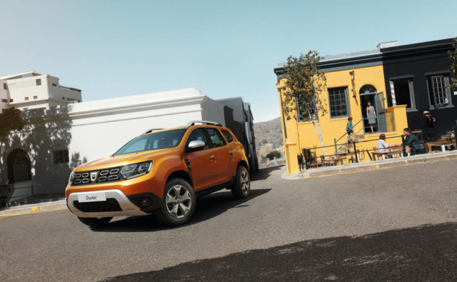 Франкфурт 2017 Renault Duster
