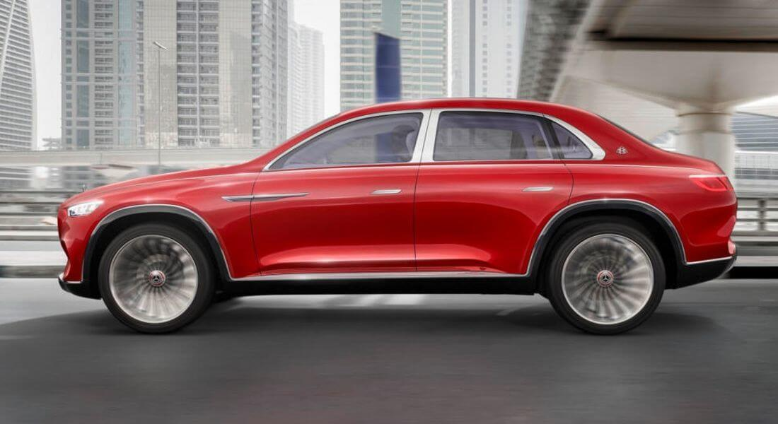 Mercedes-Maybach Ultimate Luxury: «Веста Кросс» на максималках